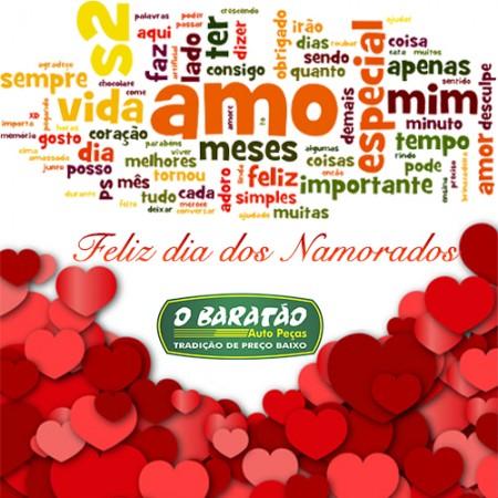 Feliz Dia dos Namorados!!!